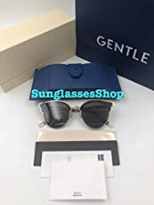 29c47b11481 Gentle Monster Sunglasses Sign of Two Black Frame Black Lenses With  Origianl Package Sets