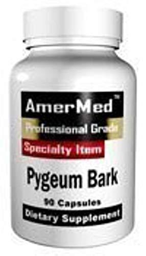 Amermed Pygeum Bark, 120 Capsules
