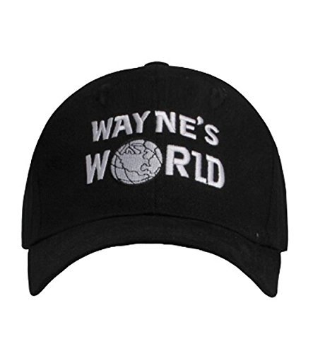 Cosparts® Wayne's World Cosplay Baseball Cap