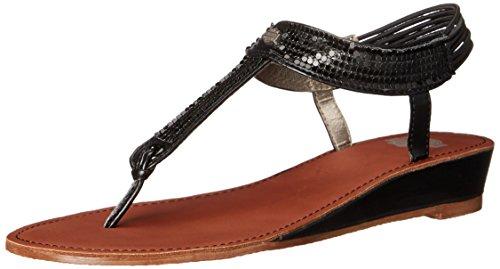 Harley-Davidson Women Carrillo Ankle Strap Sandal Black