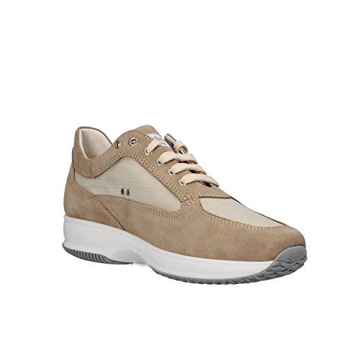 Scamosciata Donna Saben Beige Sneaker 8wcxq7zh Shoes Pelle rfqv1wFCnr