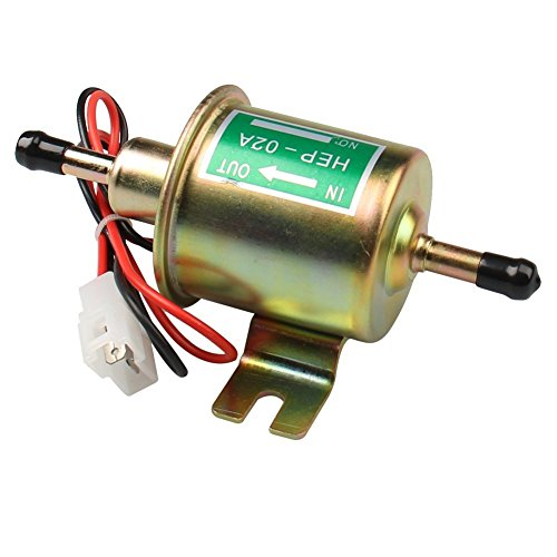 inline 12 volt fuel pump - 3