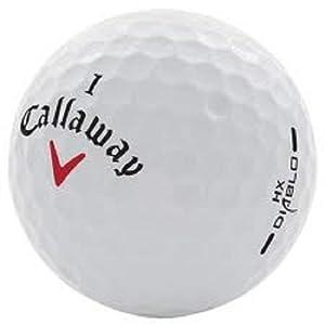 Callaway 50 Mix Near Mint AAAA Used Golf Balls from Golf Ball Planet