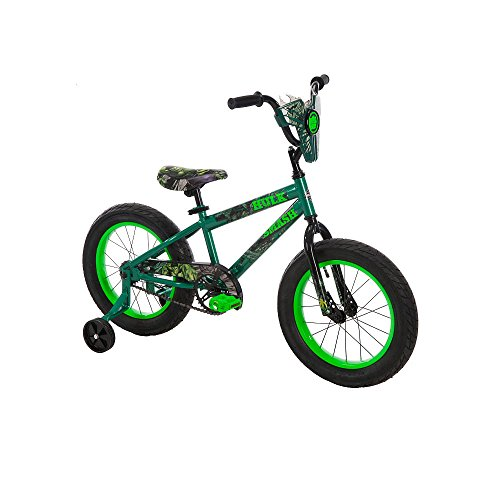 16 inch Huffy Hulk Titan Hero Bike