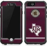 Skinit Texas A&M Alternative iPhone 6/6s Waterproof Case - Officially Licensed Phone Case - Fully Submersible - Snow, Dirt, Water Protected iPhone 6/6s Cover