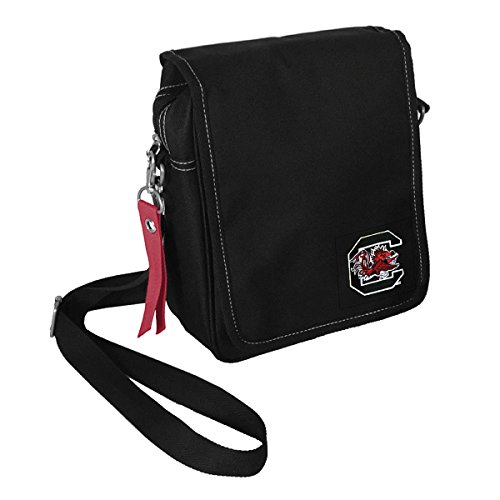 (NCAA South Carolina Gamecocks Ribbon Satchel Purse)