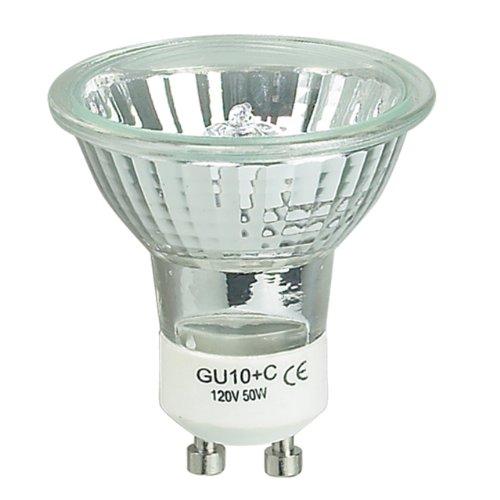 Eurofase 091S-50 120-Volt 50-Watt GU10 Twist and Lock Shielded Bulb