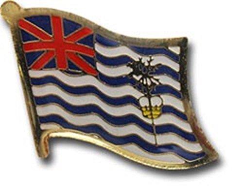 British Indian Ocean Territory Country Flag Bike Motorcycle Hat Cap lapel Pin