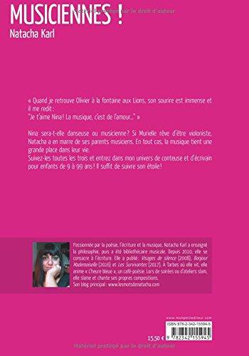 Musiciennes Mon Petit éditeur Amazones Natacha Karl
