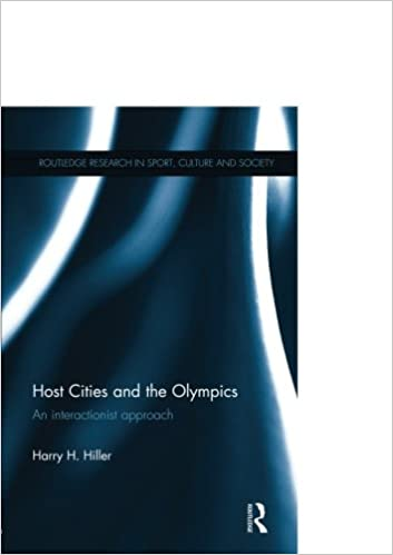Amazon Host Cities And The Olympics An Interactionist Approach