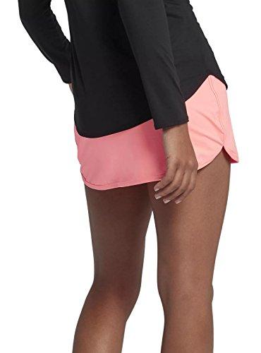 Nike Court Pure Dames Tennis Rok Lava Glow / White