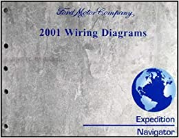 2001 2002 Ford Expedition Lincoln Navigator Wiring Diagram Manual