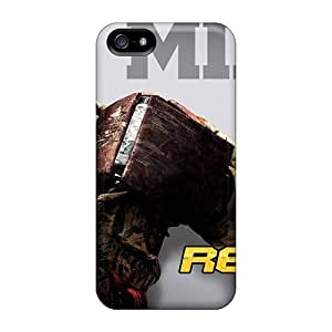 Fashionable Style Skin For SamSung Galaxy S6 Phone Case Cover - Real Steel Midas