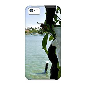 New Snap-on Randolphfashion2010 Skin Cases Covers Compatible With Iphone 5c- Navigantes Columpna