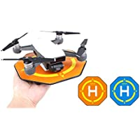 Drone Fans Palm Landing Pad Mini Landing Field Parking Apron for DJI SPARK Drone