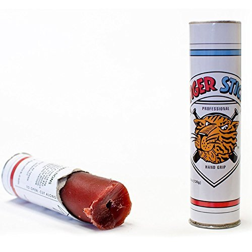 Tiger Stick! in The Wrapper 4.25 OZ Hand Grip Pine Tar Baseball Bat