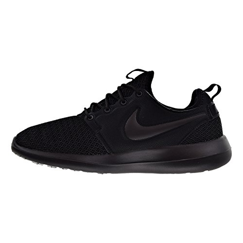 Gs Rn NIKE Men s Mesh Black Black Black Running Flyknit Free Shoes wq6RBaX6