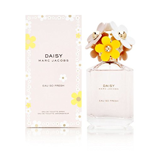 (Marc Jacobs Daisy Eau So Fresh By Marc Jacobs Eau-de-toilette Spray for Women, 2.50-Fluid Ounce )