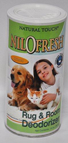 Nilofresh Citrus 14 Oz. Natural Touch Rug and Room Deodorizer CS-81232 ()