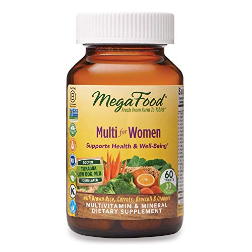 MegaFood Organic Wholefoods Multi for Women