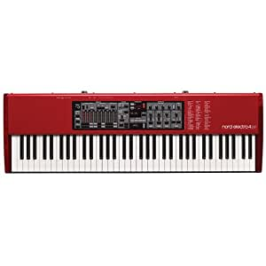 nord electro 4hp 73 note hammer action digital piano musical instruments. Black Bedroom Furniture Sets. Home Design Ideas