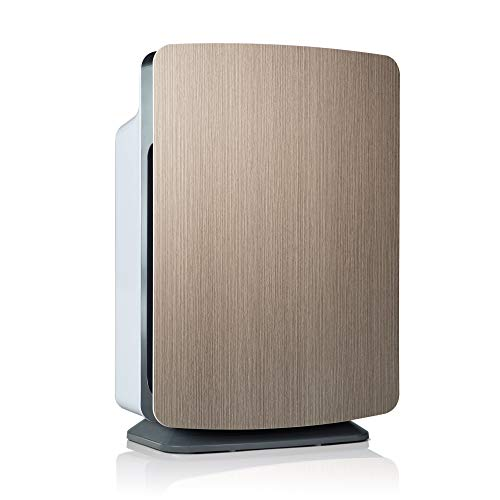 Alen BreatheSmart Classic Large Room Air Purifier, 1100 sqft. Big Coverage Area, HEPA Filter for Mold, Bacteria, Allergies, Pollen, Dust, Dander and Fur in Weathered Gray