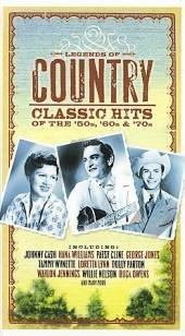 Legends of Country : Classic Hits of the 50's, 60's and 70's (3 CD BOX SET) + Bonus (Box Set Tubb Ernest)