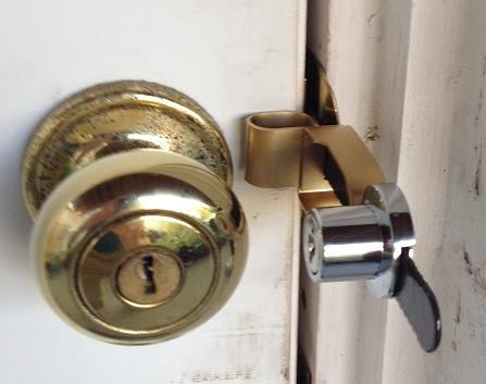 Calslock with Key Locking Device
