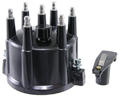 (WVE by NTK 3D1088 Distributor Cap and Rotor Kit )