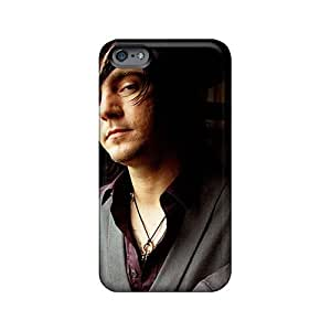 Shock Absorbent Hard Cell-phone Case For Iphone 6plus With Customized Realistic Three Days Grace Pattern KellyLast