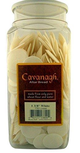 Cavanagh Company Cavanagh Altar Bread - 1 3/8 White - 750/Container ()