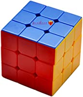 Toyshine High Stability Stickerless 3X3X3 Speed Cube