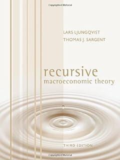 Introduction to modern economic growth 9780691132921 economics recursive macroeconomic theory mit press fandeluxe Images