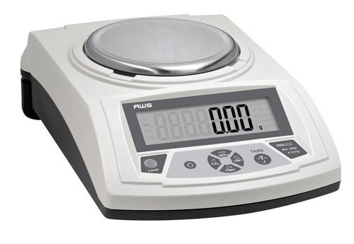 AWS PNX-2002 AMW 2000 X 0.01 Gram PRECISION BALANCE by American Weigh
