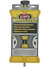Camco 44622 RV Wheel Stop (Large)