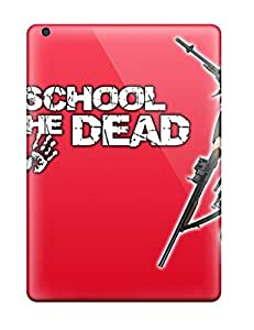 Adam L. Nguyen's Shop Best Top Quality Protection Highschool Of The Dead Case Cover For Ipad Air
