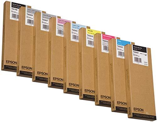 Epson T605600 UltraChrome K3 110ml Vivid Light Magenta Cartridge (T605600)