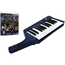 Rock Band 3 Wireless Keyboard and Software Bundle for PlayStation 3