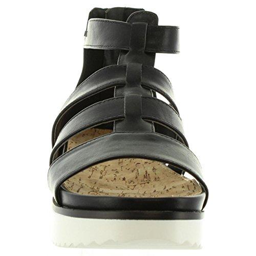 Sandalias de Mujer MTNG 53486 C24882 STAR NEGRO