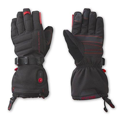 Gerbing Gyde S4 Heated Gloves, Black - 7V Battery