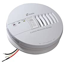 Kidde KN-COB-IC Hardwire Carbon Monoxide Alarm with Battery Backup, Interconnectable
