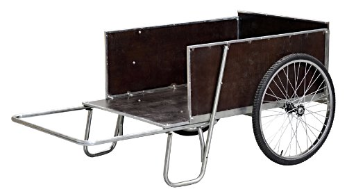 Sandusky Lee Steel Garden Cart