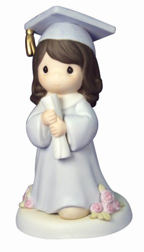 Precious Moments Graduate Girl Figurine
