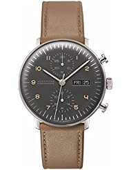 Junghans Max Bill Chronoscope Mens Automatic Watch - 027/4501.01
