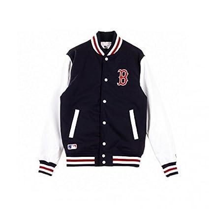A NEW ERA Era Boston Red Sox Varsity – Chaqueta de MLB, X-Large