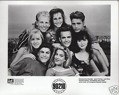 Original photo C5001 Beverly Hills 90210 Jennie Garth