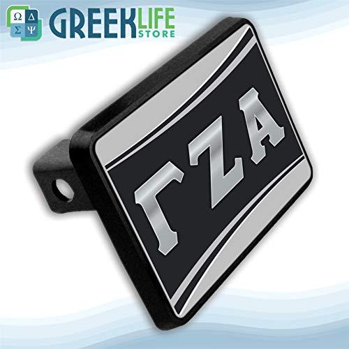 greeklife.store Gamma Zeta Alpha Hitch Cover - Covers Hitch Trailer Alpha