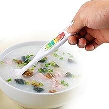 [Patrocinado] A-szcxtop Health Care Digital Salt Analyzer Tester Food Salinity Meter Tool Household Salinometer Salt Measure Spoon Check Home Garden Kitchen Analyzers Tools