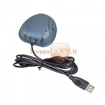 - Senza marca/Generico - Antena GPS Haicom - Receptor GPS Sirf 3 con USB para PC: Amazon.es: Electrónica