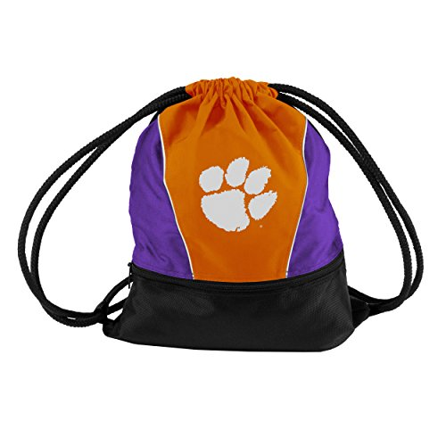 Logo Brands NCAA Clemson Tigers Sprint Pack, Small, Team (Clemson String Pack)